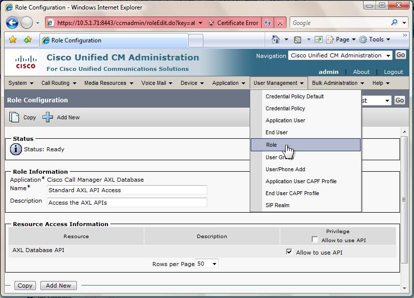 Uplinx® Cleanup and Update Tool for Cisco Unified Communications