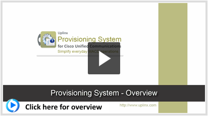 provisioning_system_video