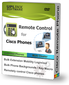 Remote Phone Control for Cisco