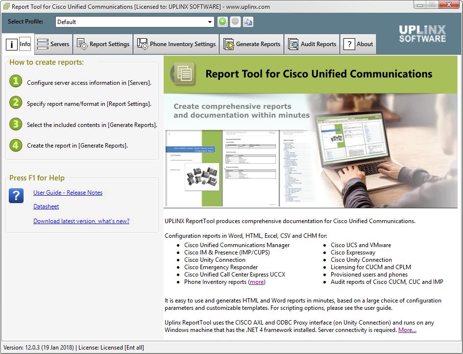 report-tool-cisco-screenshot-1